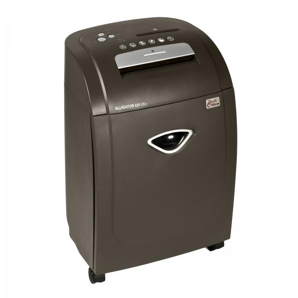 ProfiOffice Aktenvernichter Alligator 620 CC Plus 4*44